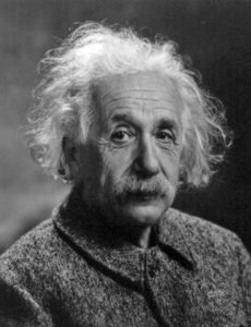 albert einstein valued imagination